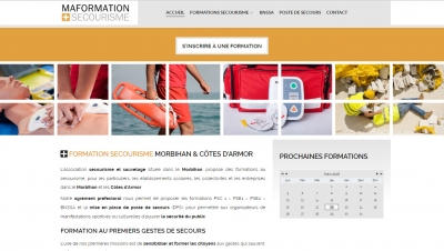 Maformation secourisme